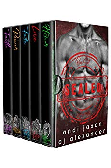 SEAL'ed: The Complete Series Box Set -- Books 1-5 by A. J. Alexander and Andi Jaxson