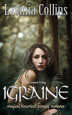 Igraine by Lavinia Collins