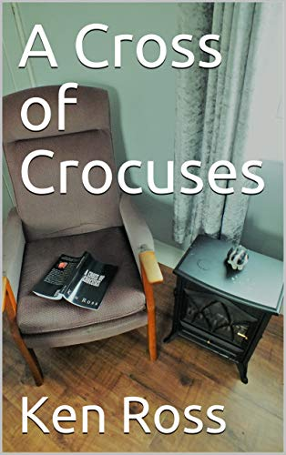 A cross of Crocuses by Ken Ross