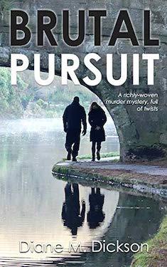 Brutal Pursuit by Diane Dickson