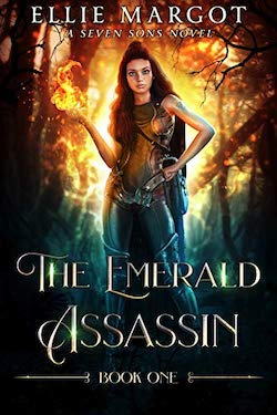 The Emerald Assassin by Ellie Margot