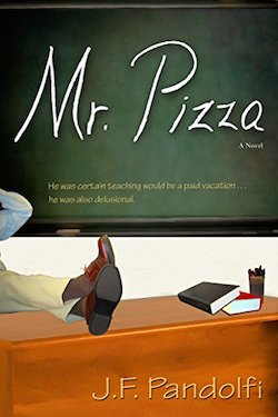 Mr Pizza by JF Pandolfi