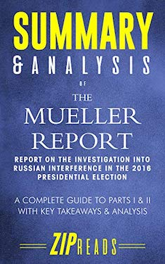 Summary & Analysis Mueller Report