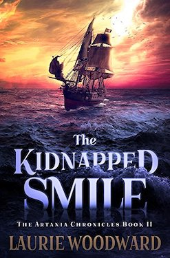 The Kidnapped Smile by Laurie Woodward