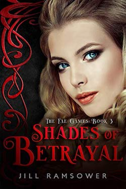 Shades of Betrayal by Jill Ramsower