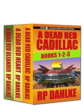 Dead Red mystery series