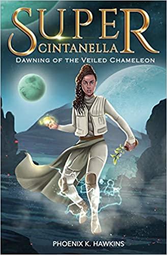 Super Cintanella by Phoenix K Brown