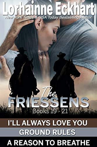 The Friessens 19-21