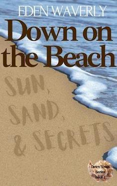 down on the beach