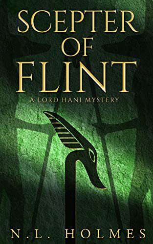 Book Cover: Scepter of Flint by N.L. Holmes