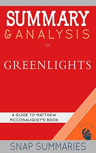 Summary of green lights