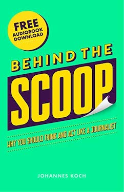 Behind the scoop