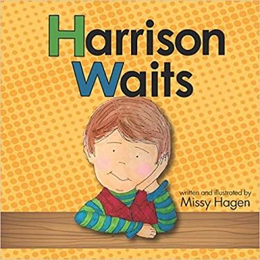 Harrison Waits by Missy Hagen