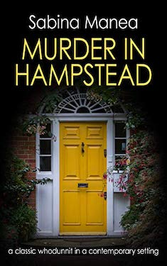Book Cover: Murder in Hampstead by Sabina Maneo
