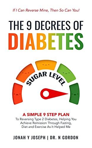 9 Decrees of diabetes