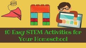 10 STEM Activities