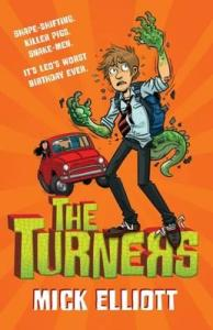 The Turners by Mick Elliott reviewed by a kid
