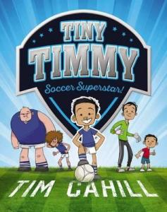 Tiny Timmy review by kid