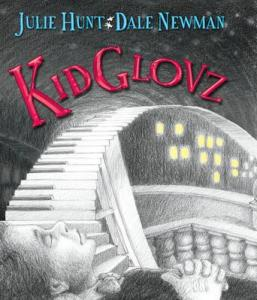 KidGlovz graphic novel review by kid book blogger