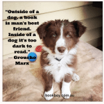 Quote from Groucho Marx
