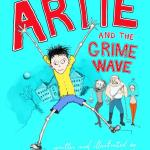 Book Boy, a kid book blogger, reviews Artie and The Grime Wave by Richard Roxburgh