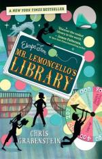 Escape From Mr Lemoncello's Library, reviewed by a kid