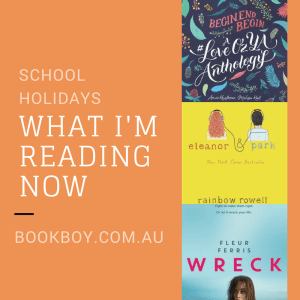 School holiday reads for teens and tweens