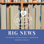 Big news: I'm joining the #LoveOzYA committee
