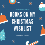 5 Books On My Christmas Wishlist