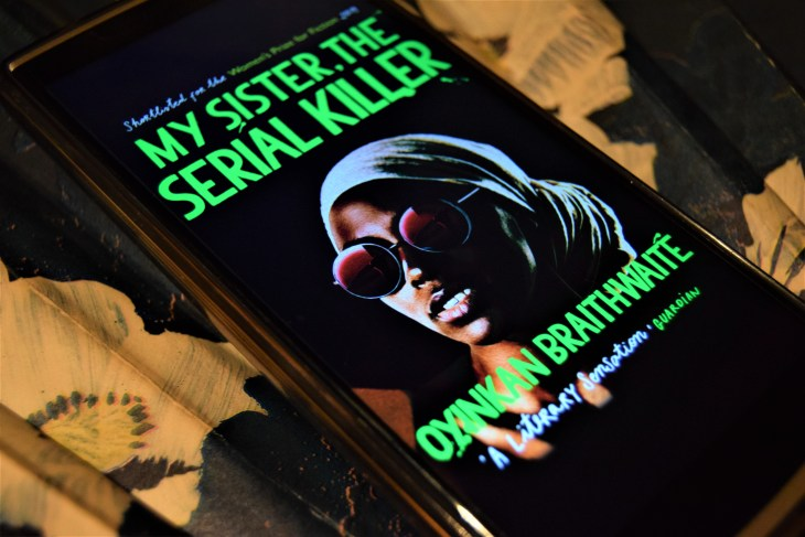 My Sister The Serial Killer eBook photo