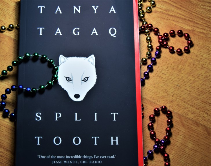Split Tooth book photo