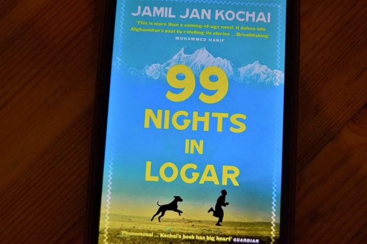 99 Nights is Logar ebook photo