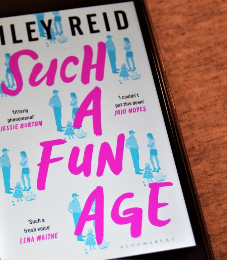 Such A Fun Age ebook cover