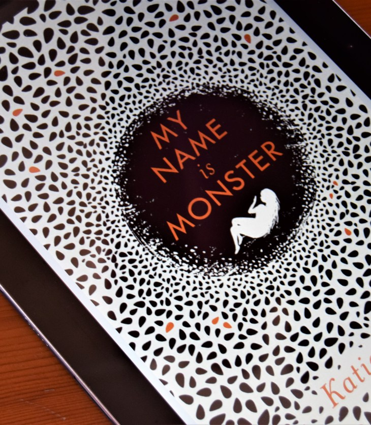 My Name Is Monster ebook cover