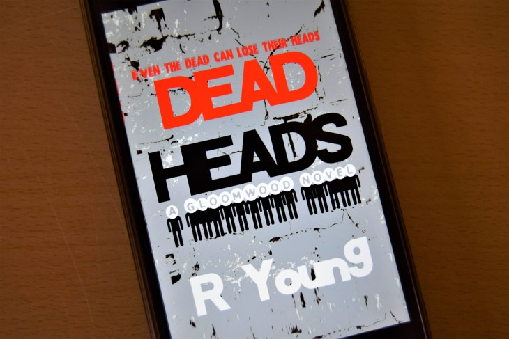 Dead Heads ebook cover