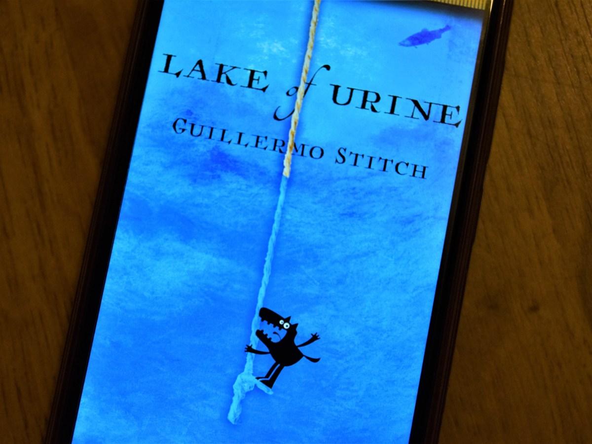 Lake of Urine ebook cover