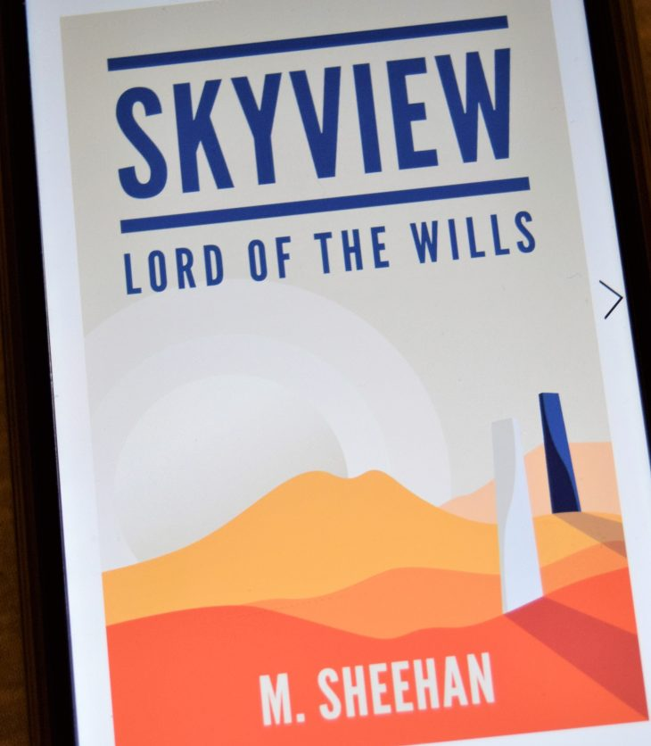 SkyView Lord of the Wills ebook cover