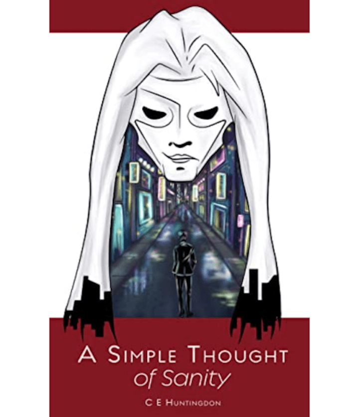 A Simple Thought of Sanity ebook cover