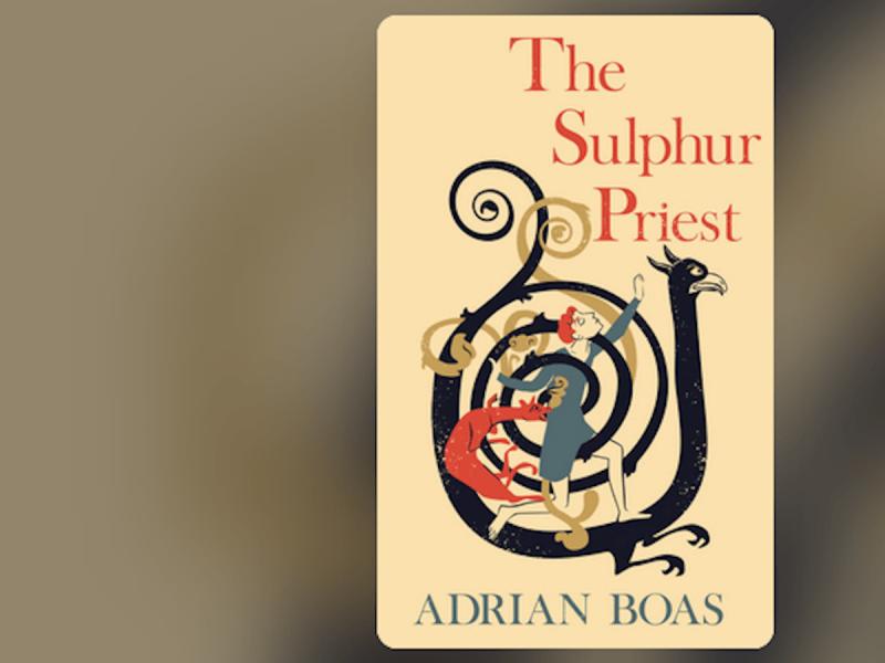 The Sulphur Priest ebook cover