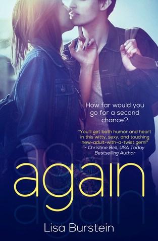 {ARC Review} Again by @LisaBurstein