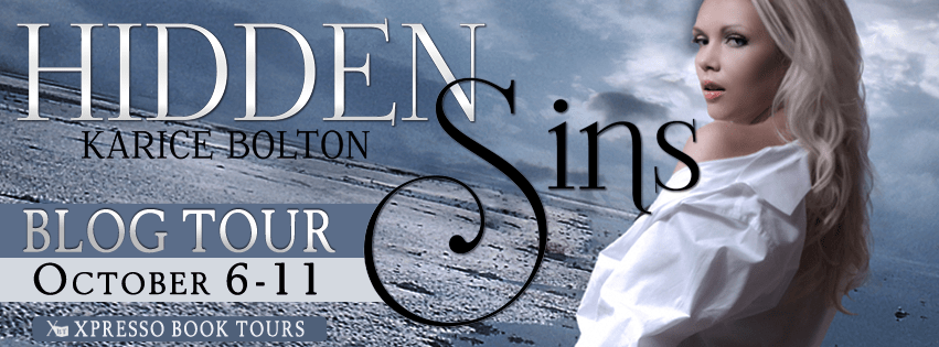 {Review+Giveaway} Hidden Sins by @KariceBolton