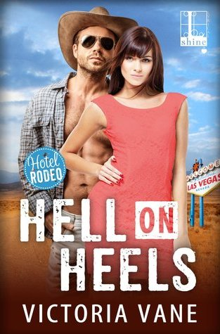 {Review} Hell on Heels by Victoria Vane