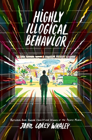 {Exclusive Guest Post} Highly Illogical Behavior by John @Corey_Whaley