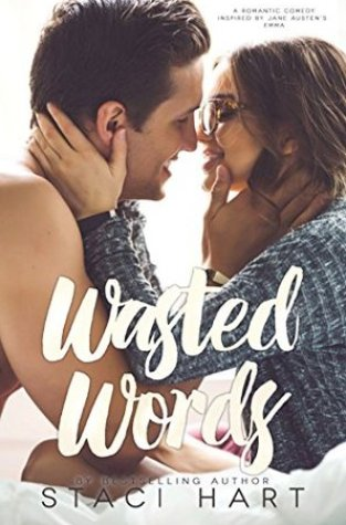 {Release Day Review} Wasted Words by Staci Hart @imaquirkybird @givemebooksblog