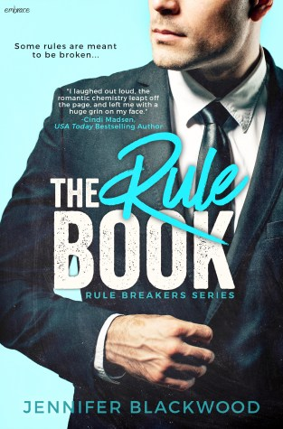 {Review+Giveaway} The Rule Book by Jennifer Blackwood @Jen_Blackwood @EPEmbrace