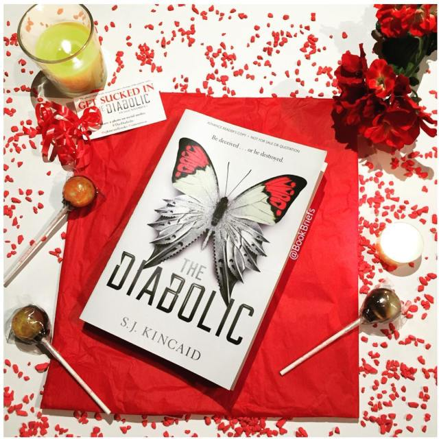 Super AWESOME bookmail today featuring TheDiabolic by sjkincaidbooks! I canthellip