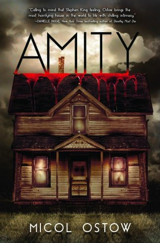 {ARC Review+Giveaway} Amity by Micol Ostow @micolz @EgmontUSA
