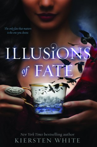 {ARC Review} Illusions of Fate by @KierstenWhite @harperteen
