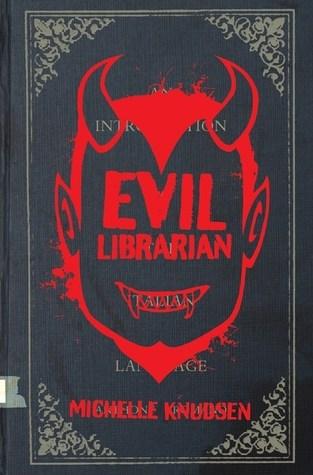 {ARC Review} #EvilLibrarian by @MichelleKnudsen @Candlewick