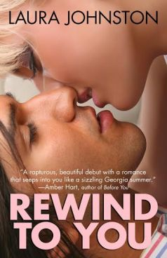 {Review+Giveaway} Rewind to You by Laura Johnson @lauralojohnston #Klovers